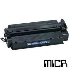 HP Laserjet 1000,1200,3300 MICR High Yield (C7115X-MICR) $62.45