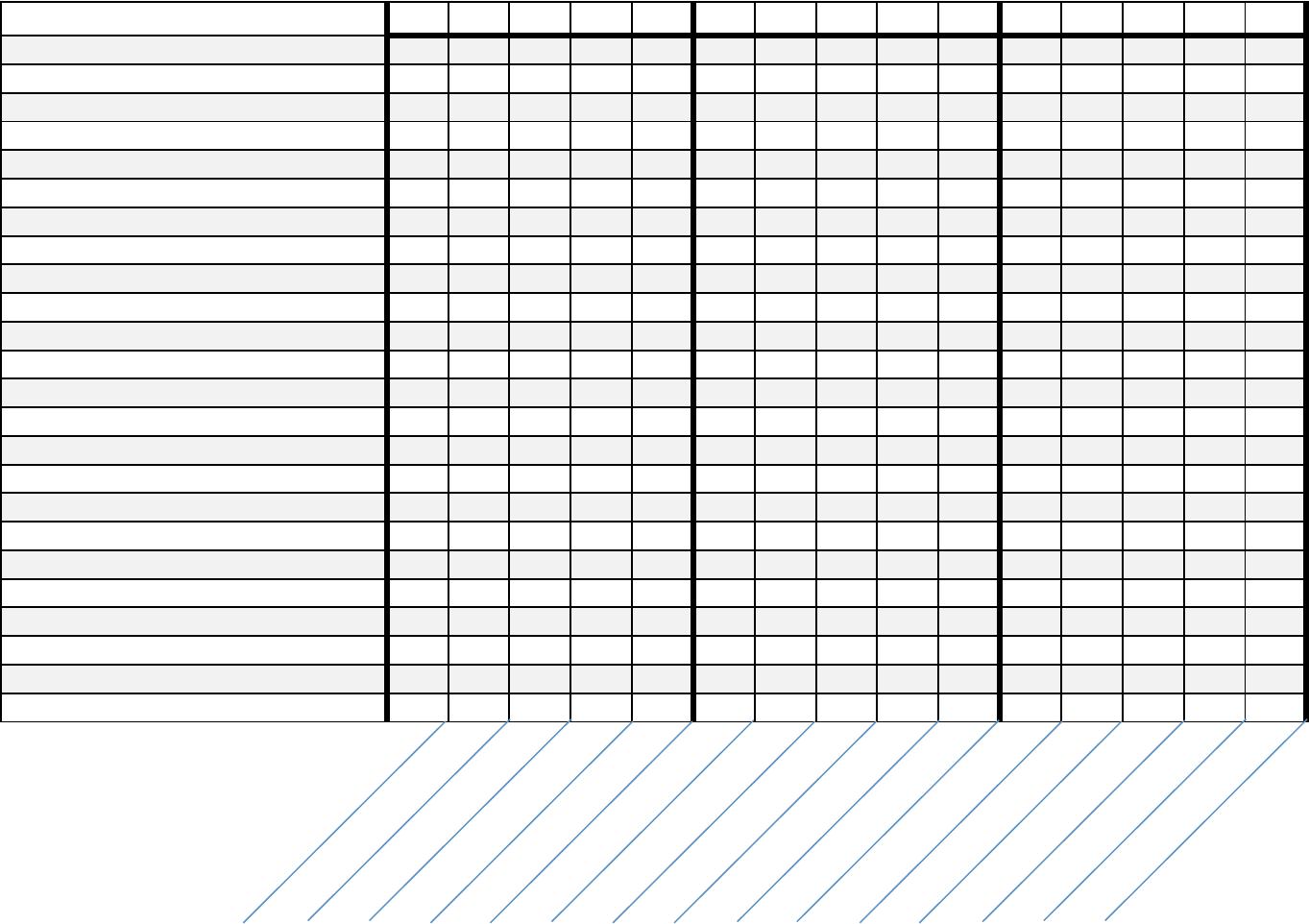 Free Grade Book Paper Horizontal