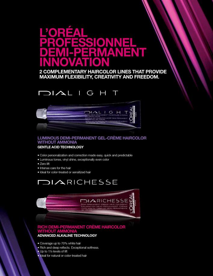 Loreal Professional Hair Color Chart Richesse Hairwajidi