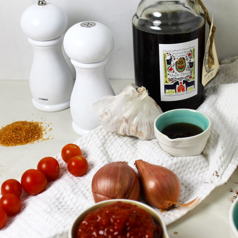 Barbecue Sauce Ingredients
