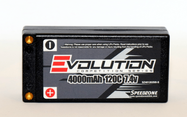 Evolution 4000 2S Shorty
