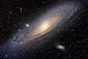 De Andromeda-nevel