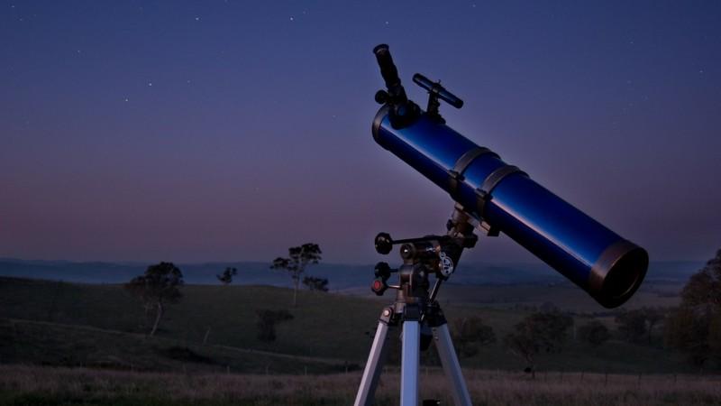 verschillende telescopen