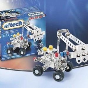 Eitech C64 contructieset Jeep - Dredger starterset
