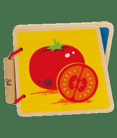 Babyboekje groenten
