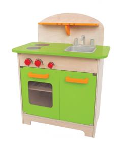 Keuken groen
