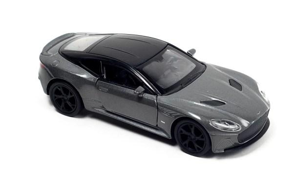 Aston martin grijs