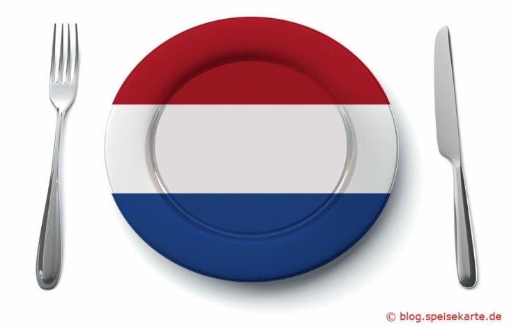 Was kommt auf den Teller in Holland?