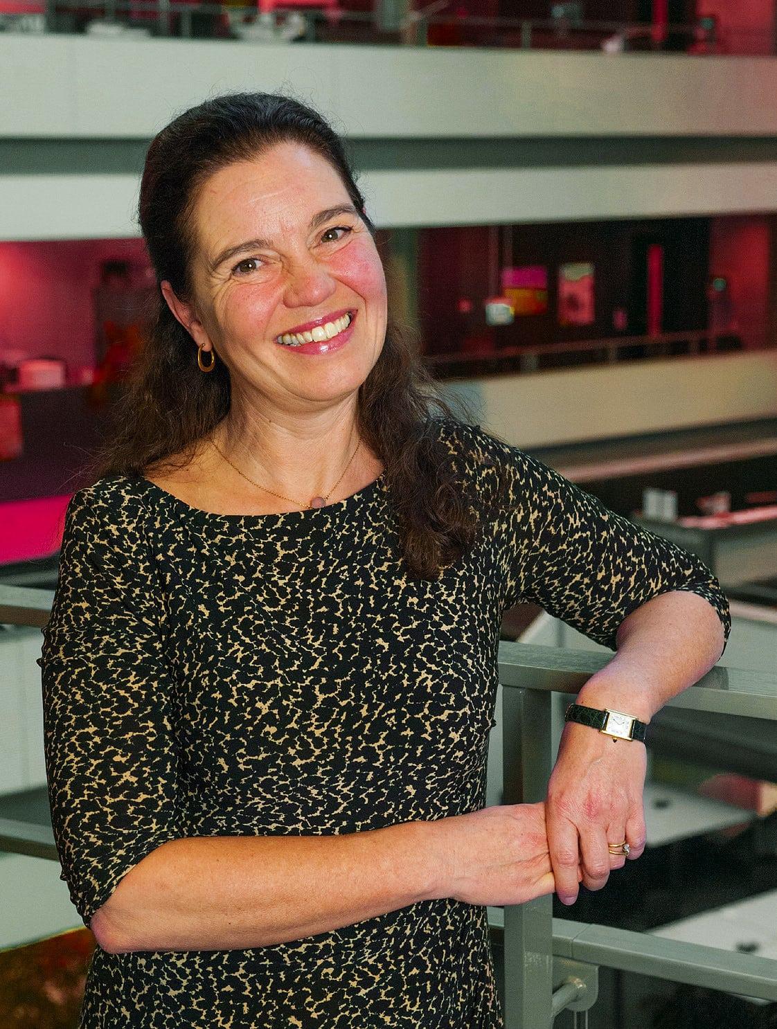 Aletta Kraneveld, Professorin für Pharmakologie an der Universität Utrecht