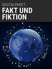 Heftcover Spektrum.de Digitalpaket: Fakt und Fiktion