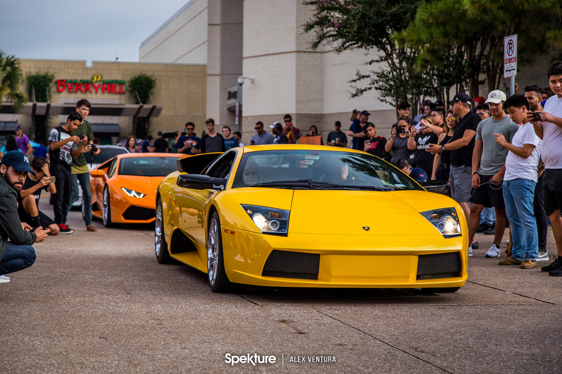 Houston Coffee & Cars October 2017