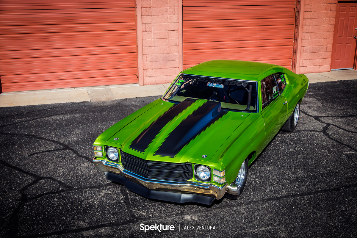 Muscle Car – Spekture