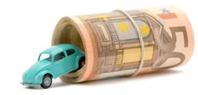 auto geld reizen