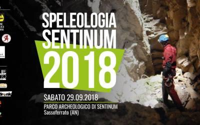 Sassoferrato – Speleologia Sentinum 2018
