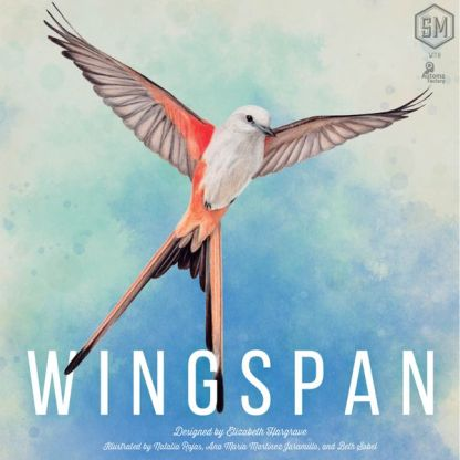 Wingspan Boxart
