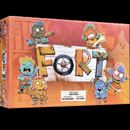 Fort box art