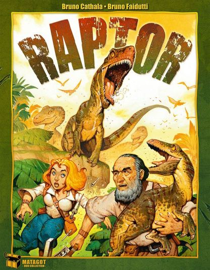 Raptor box art
