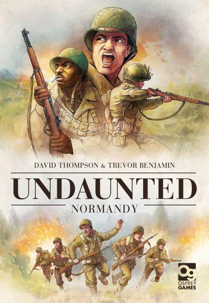 Undaunted Normandy box art