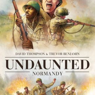 Undaunted Normandy box art
