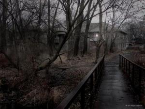 Bridge at night. (Photo credit: weheartit.com)