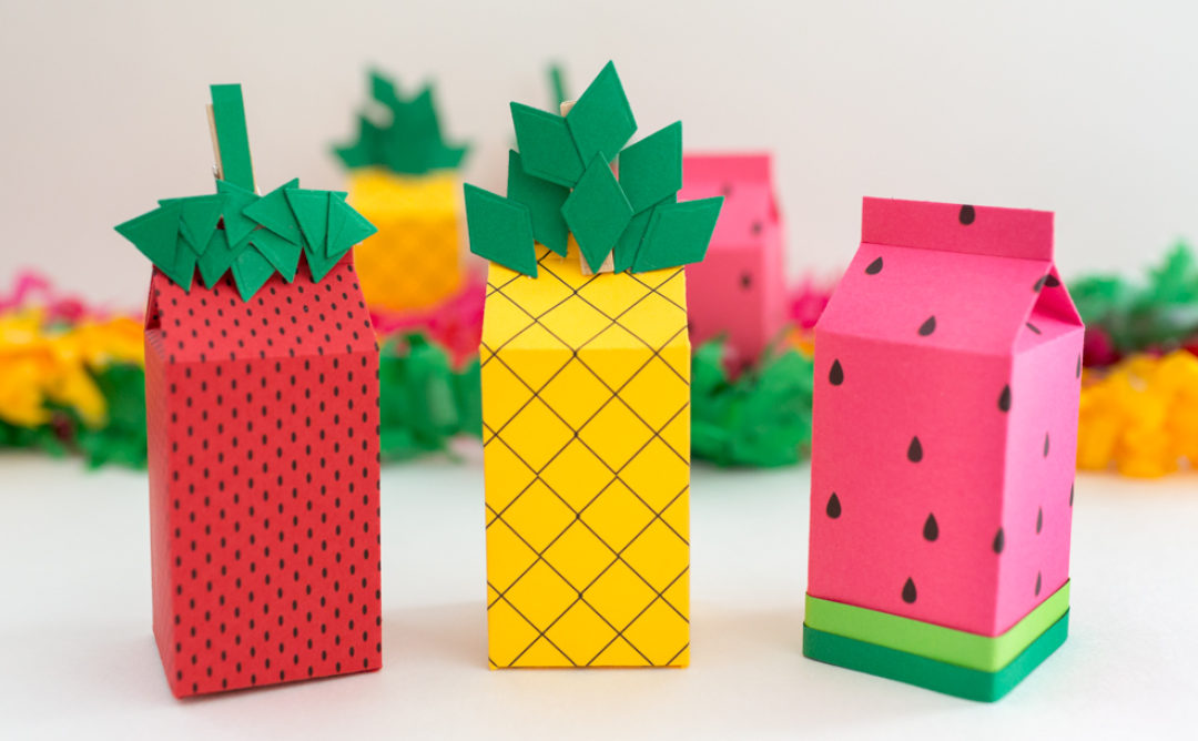 Fruit Themed Party Favors