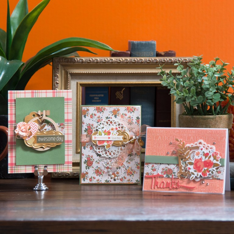 Fall Harvest, August Card Kit of the Month