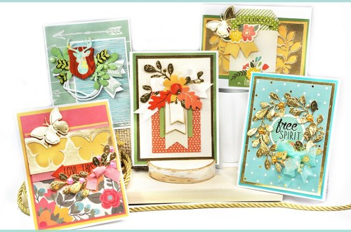 Card Making Challenge! Take Four - Jennifer Snyder