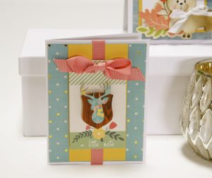 Card Making Challenge! Take Three - Debi Adams