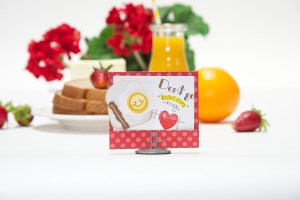 "Welcome to ""The Breakfast Club"" Stamps and Dies by Debi Adams for Spellbinders"