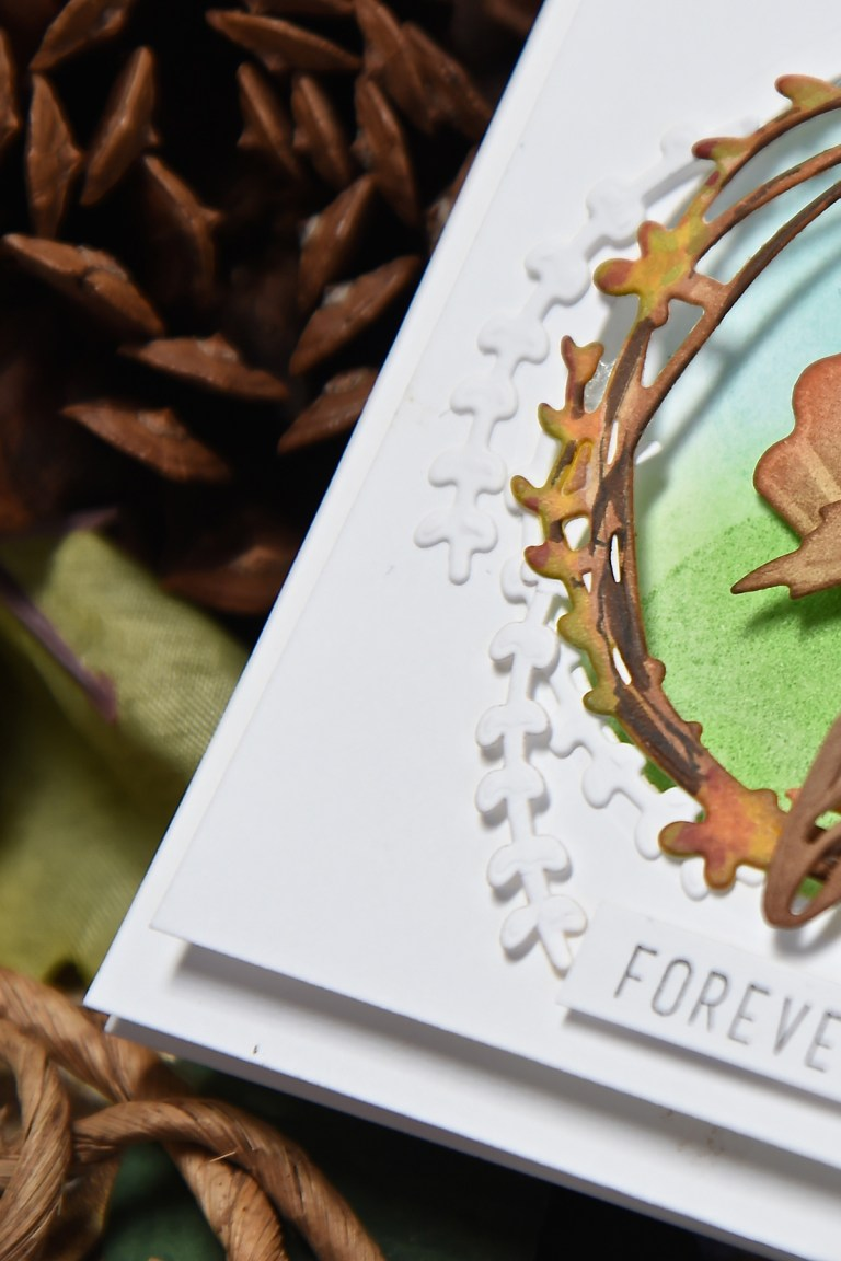 Creative DIY Party Décor Series | Getting Ready for Thanksgiving by Debi Adams for Spellbinders