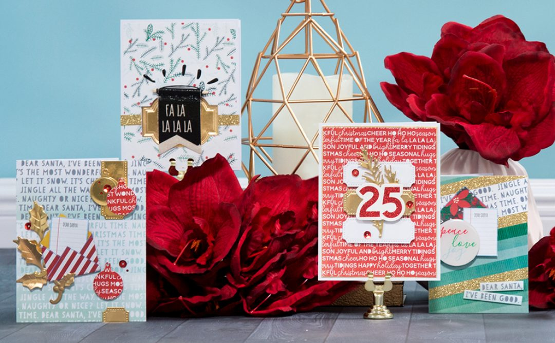 November Card Kit of the Month is Here!