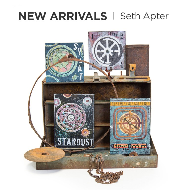 Spellbinders New Arrivals | Seth Apter Collection #4