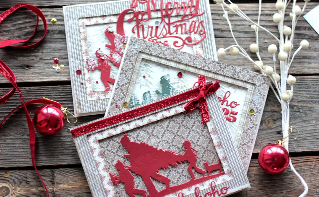 Holiday Tunnel Cards