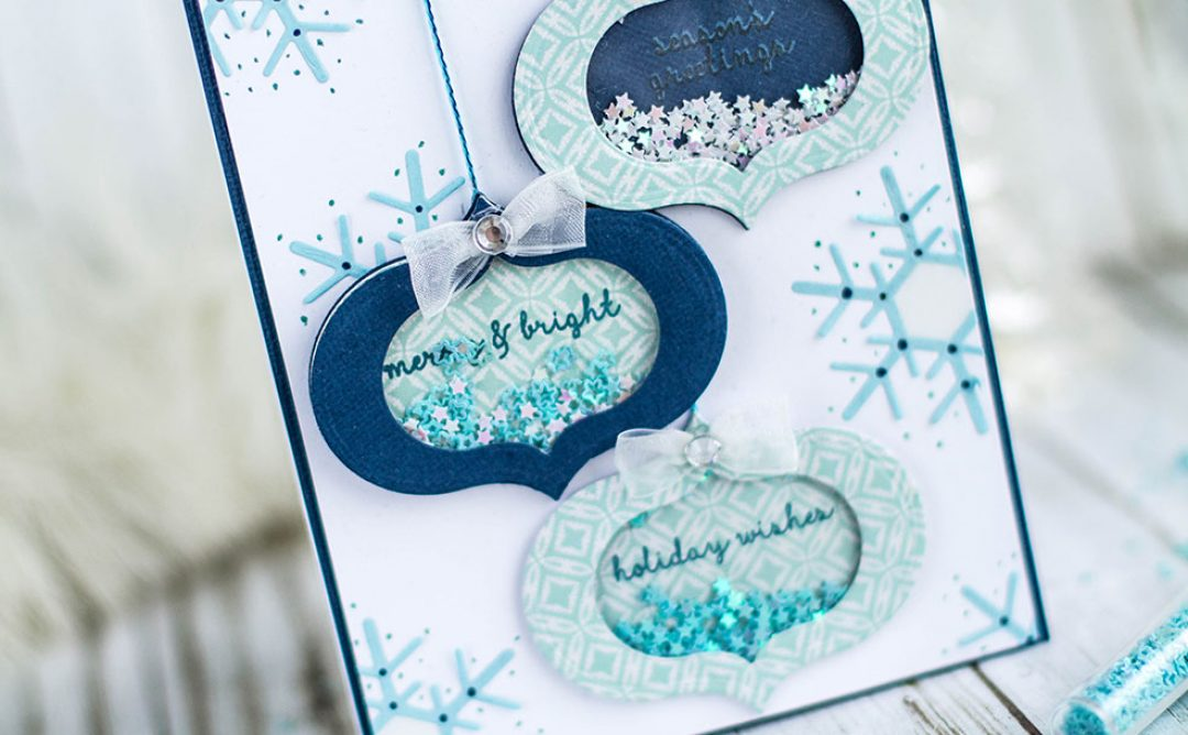 December Card Kit of the Month is Here | More Inspiration
