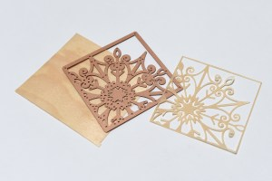 Creative DIY Party Décor Series   Holiday Time Ornament by Debi Adams for Spellbinders using S5-301 Snowflake Snippets dies #spellbinders #christmas