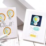 """Take Two: Creating Two Cards Using the Latest Collection, """"Love, Set, Match"""" by Debi Adams"""