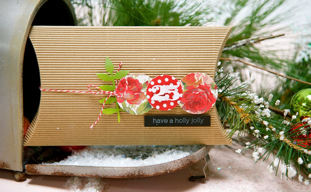 Simple and Impressive Gift Wrapping Using Spellbinders Dies
