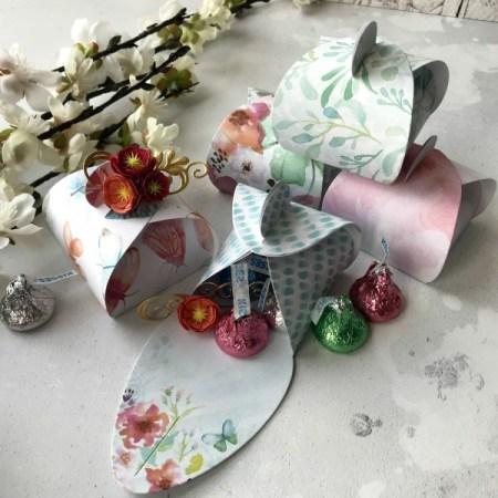 Spellbinders March 2018 Large Die Of The Month Kit