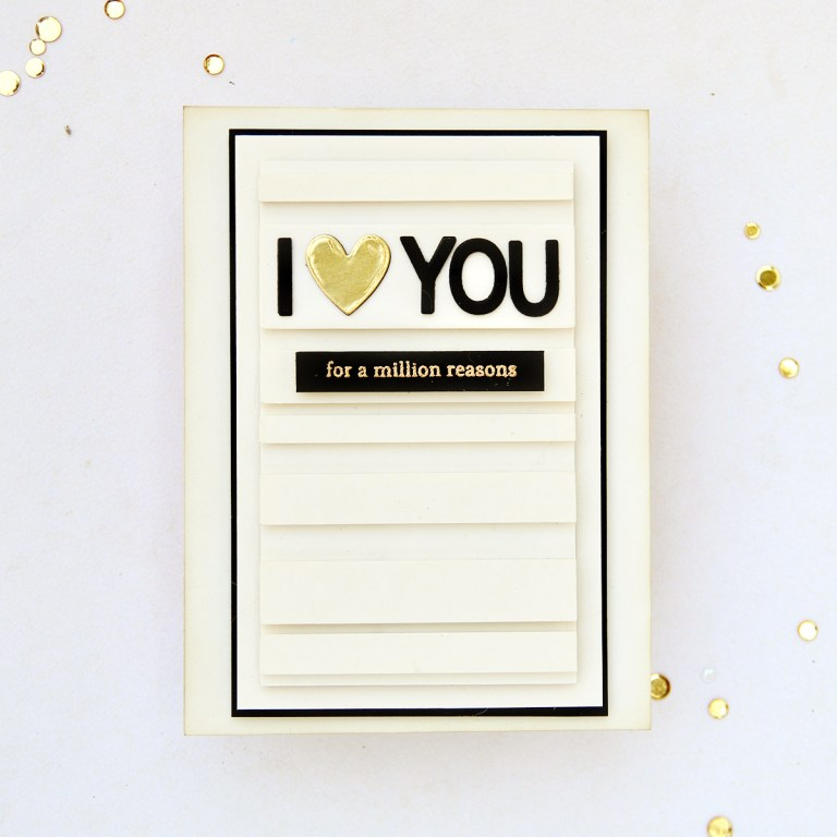Thoughtful Expressions Collection by Marisa Job - Inspiration | A Card and Chocolate Box Set by Erum for Spellbinders. S6-133 Just For You Box #spellbinders #marisajob #diecutting #handmadecard #neverstopmaking