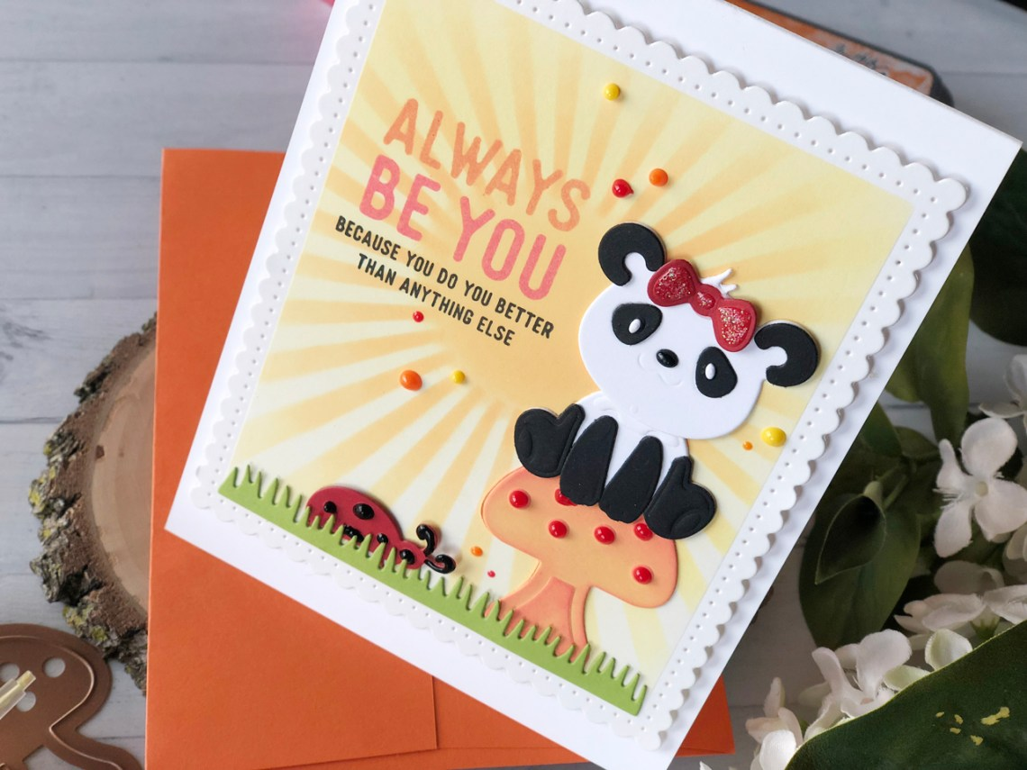 Video Friday | Mixing & Matching Dies + Embellishing with Nuvo Drops