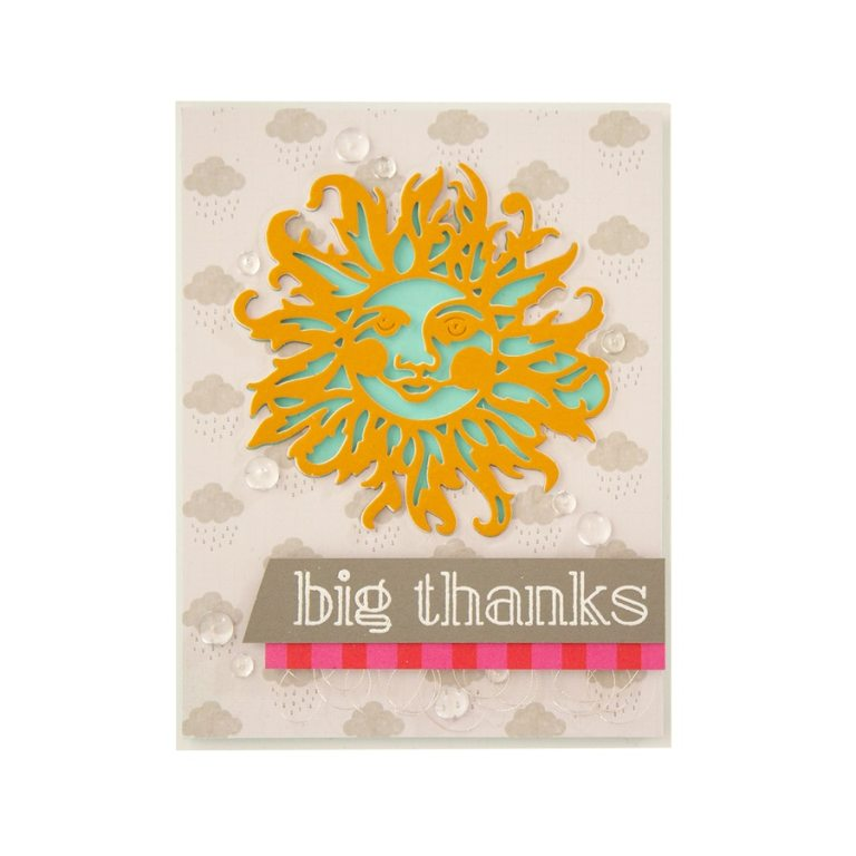 Great, Big, Wonderful World   Collection Introduction by Sharyn Sowell. S3-363-Sharyn-Great-Big-Wonderful-World-Sun-Face-Etched-Dies-project