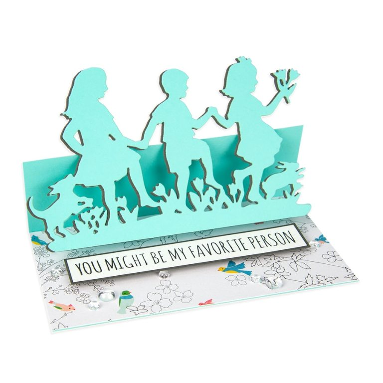 Great, Big, Wonderful World   Collection Introduction by Sharyn Sowell. S4-966-Sharyn-Great-Big-Wonderful-World-Dance-for-Joy-Etched-Dies-project