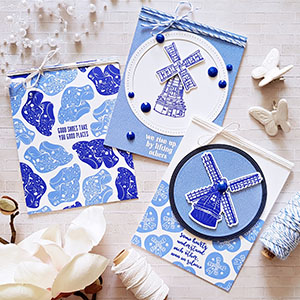 Spellbinders Stamp of the Month