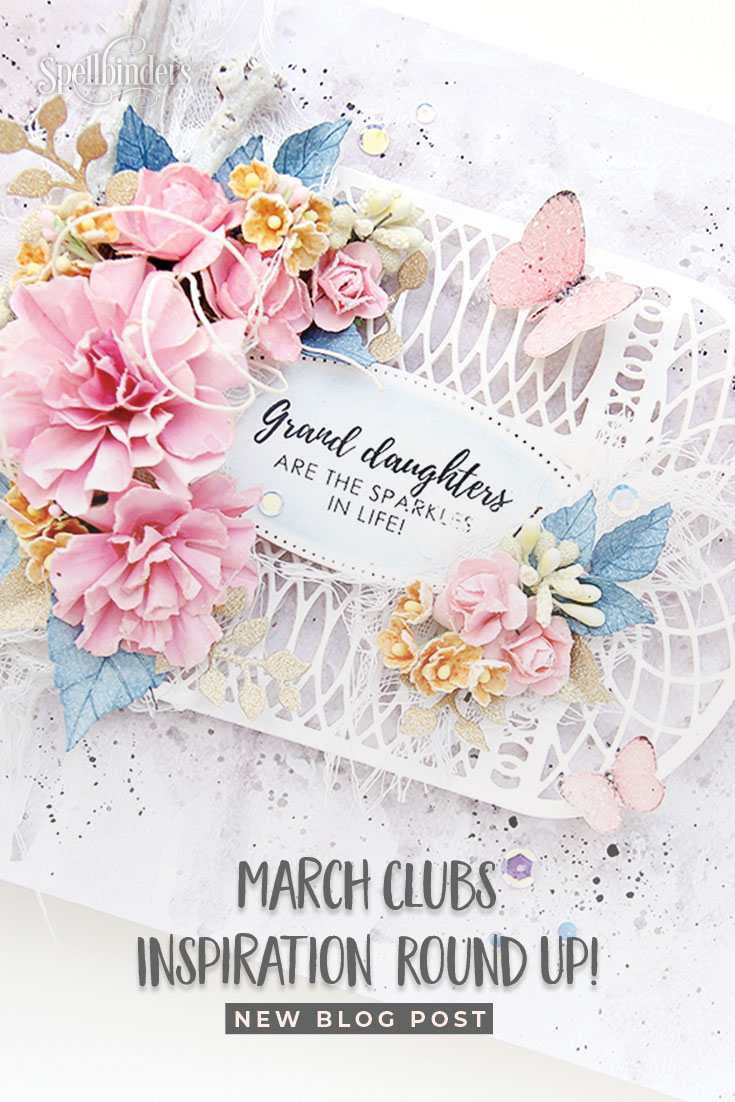 March Clubs Inspiration Roundup!