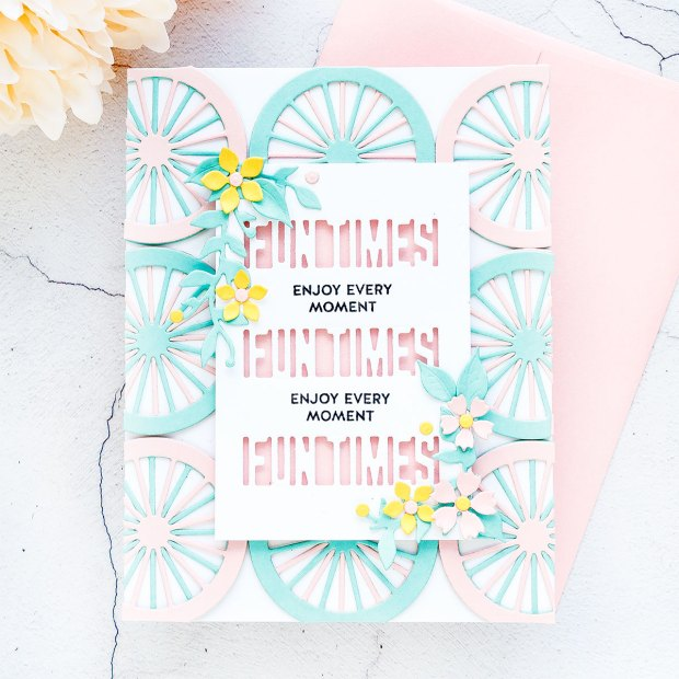 Spellbinders July 2019 Large Die of the Month is Here – 3D Fun Time Cruiser