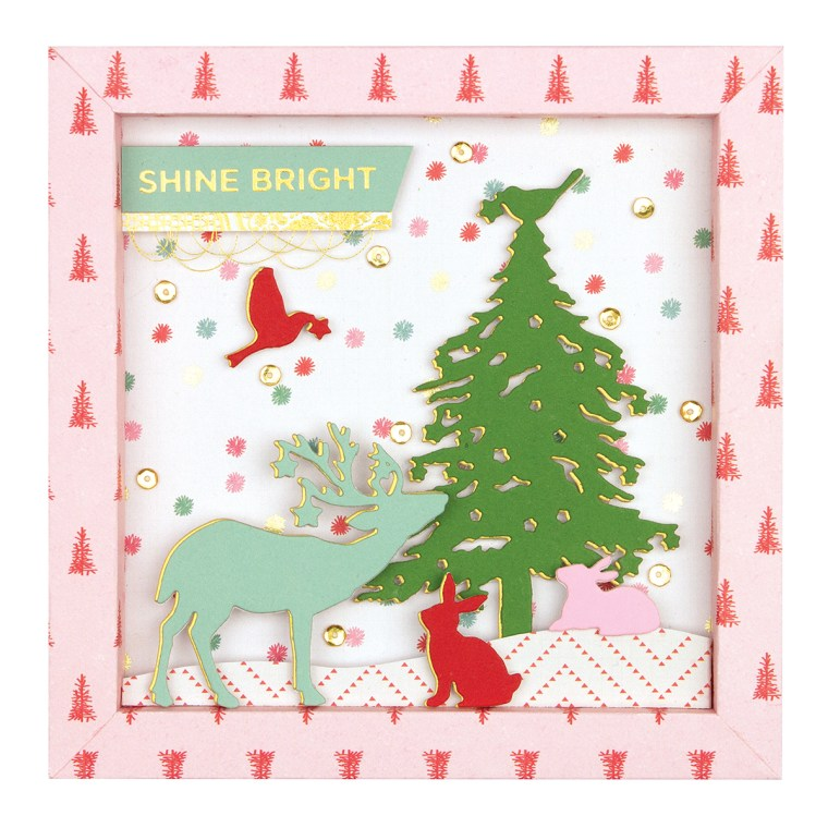 Spellbinders - Sharyn Sowell Holiday Traditions Collection Introduction
