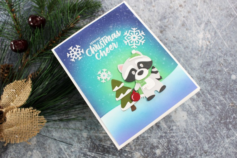 Spellbinders Holiday 2019 Inspiration   Christmas Cards with Mindy Eggen