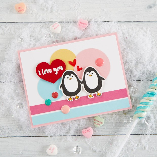 December 2019 Stamp of the Month is Here - Penguin Waddle