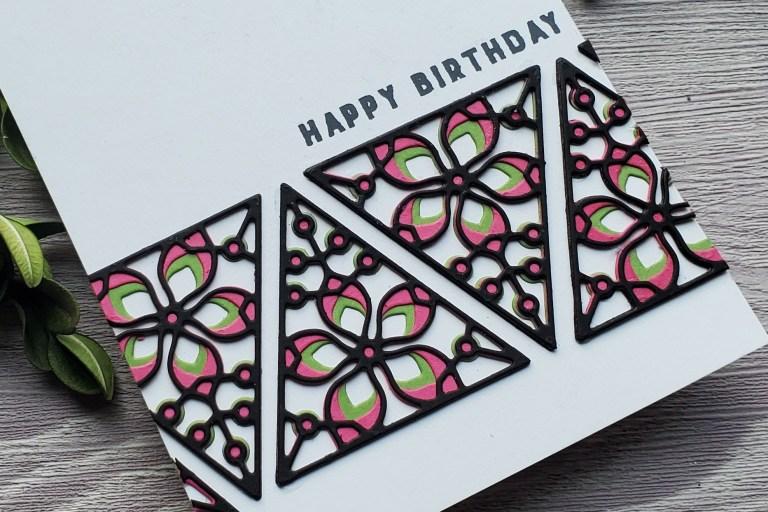 Die D-Lites Inspiration | Clean & Simple Cards with Daniel West