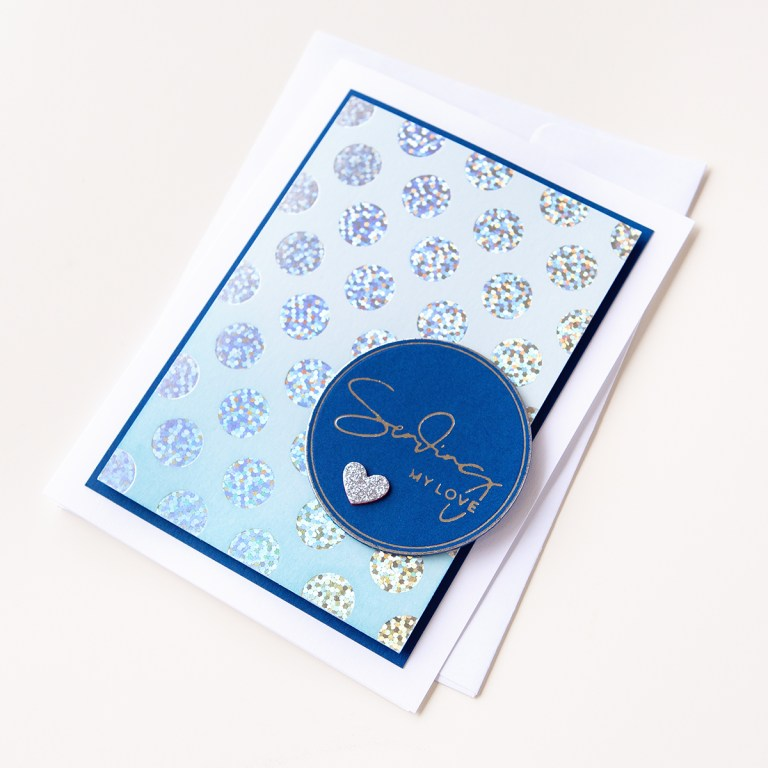 Spellbinders Foil Basics Collection by Yana Smakula - Inspiration | Clean & Simple Cards with Jung AhSang